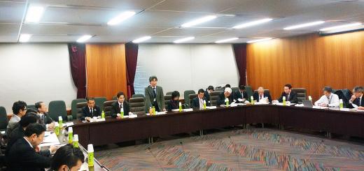 貸切バス運賃・料金WG 点検会合を開催