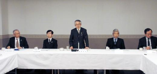 東京バス協会会見 スキーバス事故