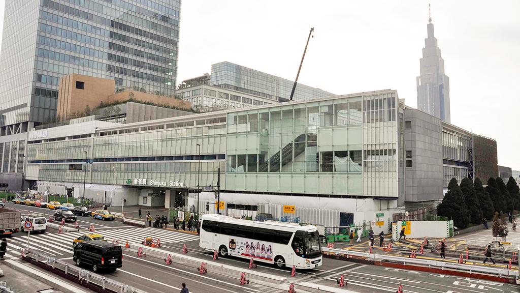 バスタ新宿 2016年4月4日オープン