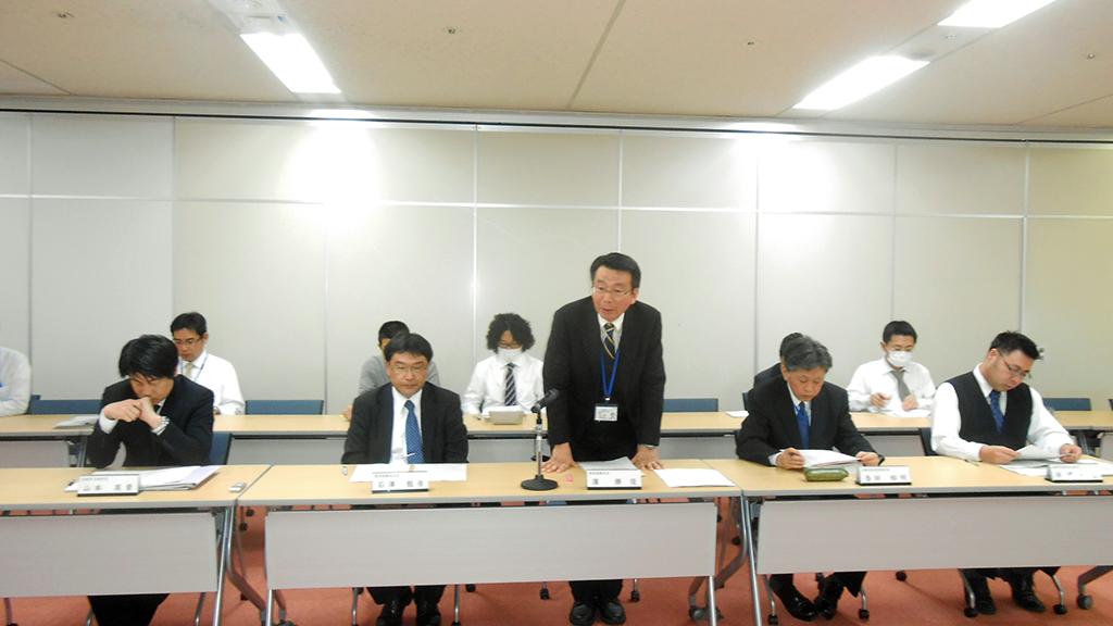 関東運輸局 2月度定例会見