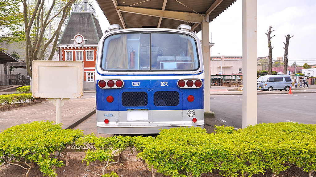 日野RA900P1969年式