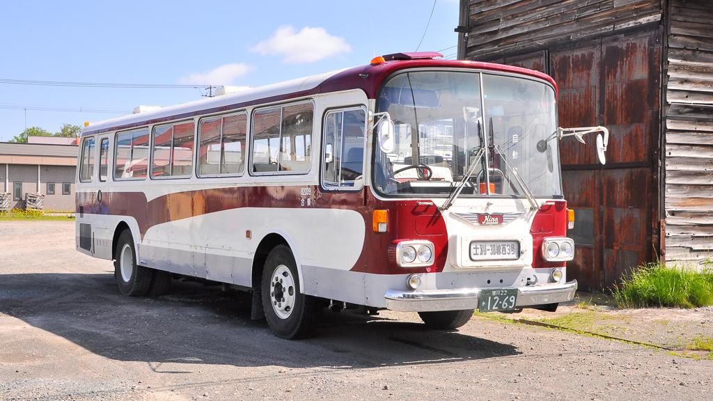日野K-RC301-P 1982年式