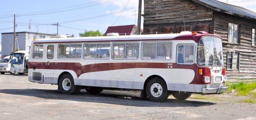 士別軌道(北海道)の『日野K-RC301-P 1982年式』